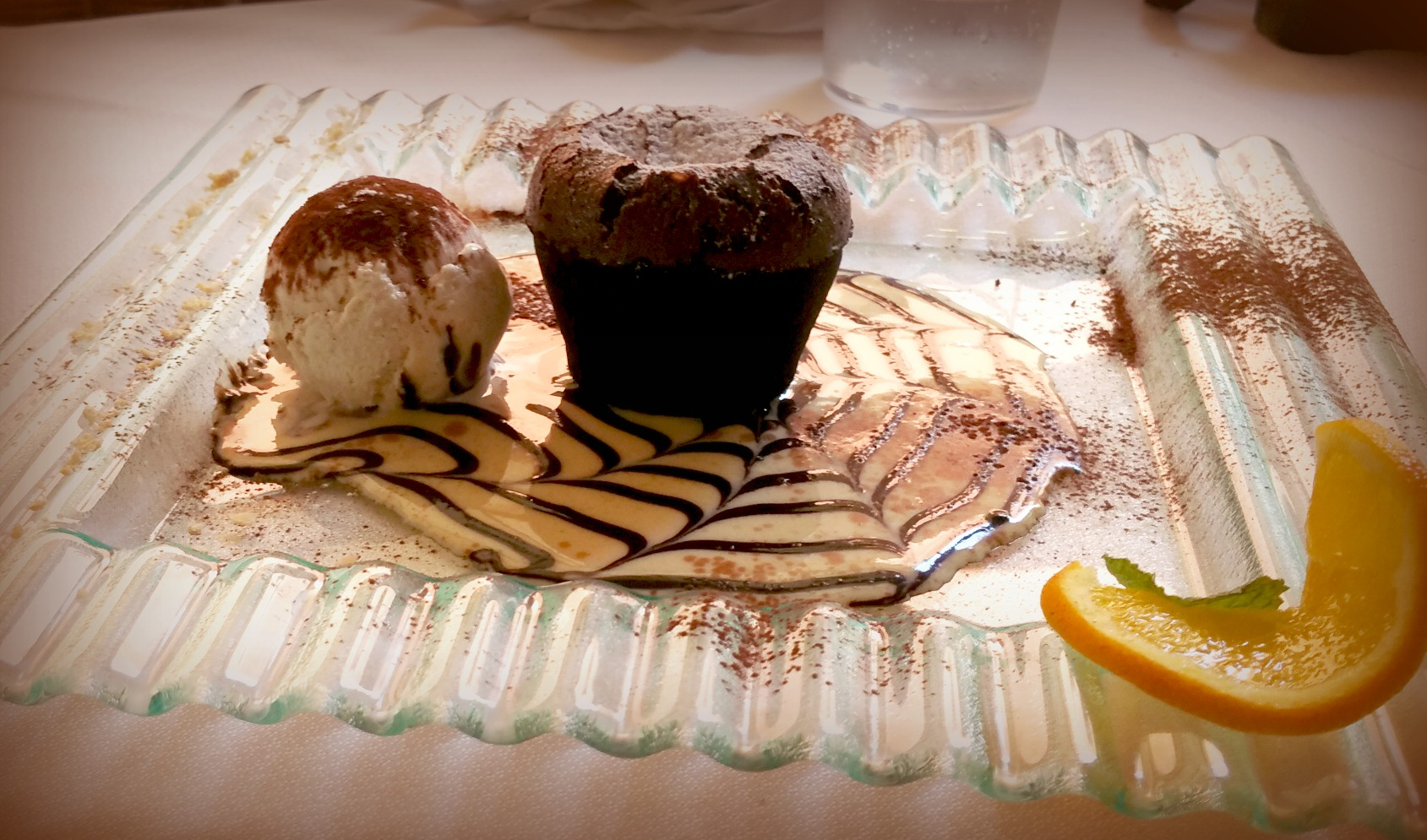 Drycker & Desserter