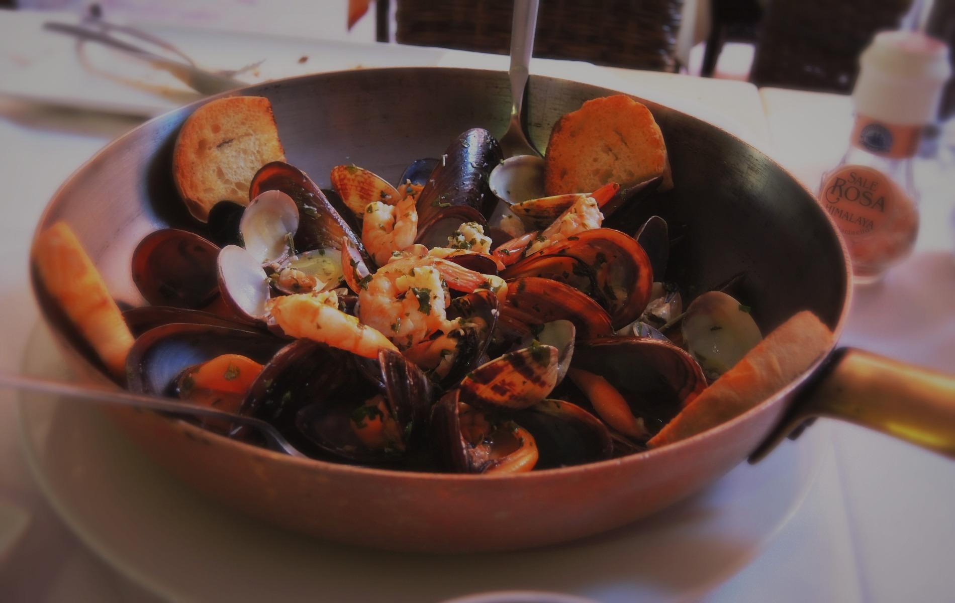 Restaurang Piccola Italia San Agustin – Gran Canaria
